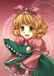 Rozen Maiden S2 - Hina Ichigo by kuridoki