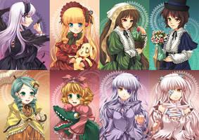 Rozen Maiden 2nd Collection