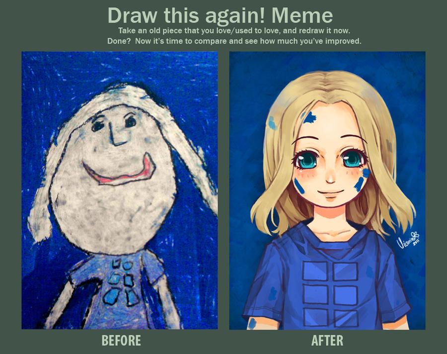 after 5 years we meet again meme