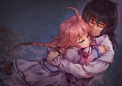 I'll stay by your side