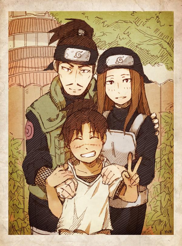The Umino Family by kuridoki