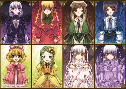 Rozen Maiden Collection