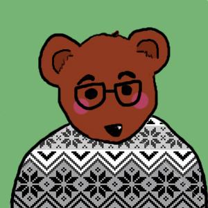Bear Portait by specky1