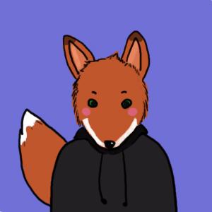 Kiana fox by specky1