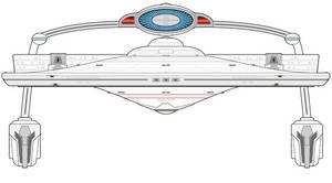 USS Reliant, modernised redesigned and rebooted