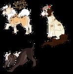 Dessert Doggies 1/24/2014 - (CLOSED)