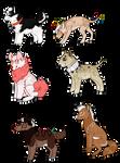 Dessert Doggies 1/30/2014 - OPEN