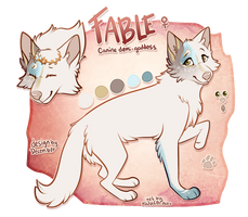 Com: Fables and Fairytales by xWolfPrincex