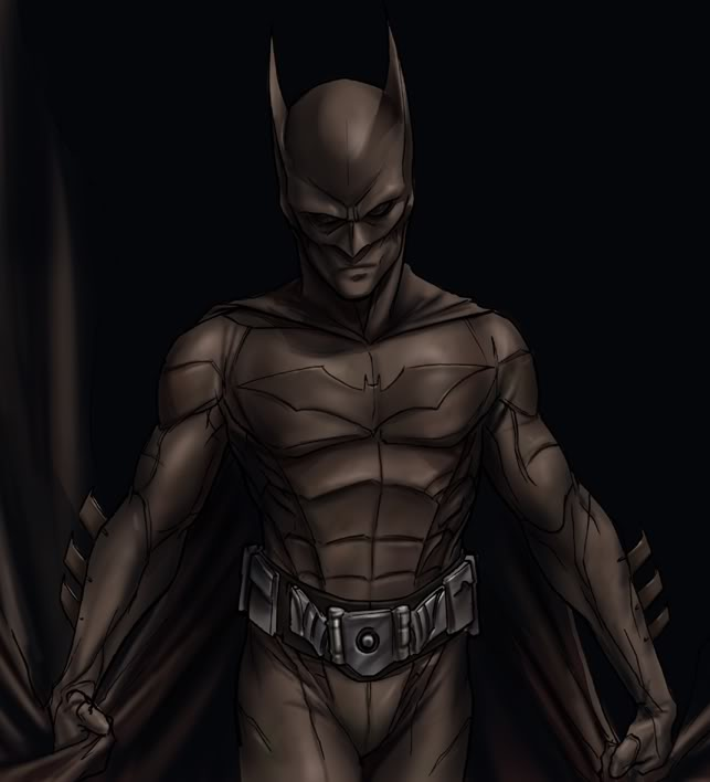Batman Redesign by robnix