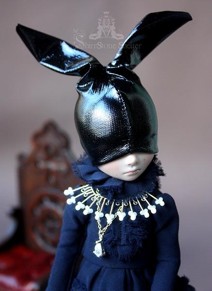Bunny by ShirrStoneShelter