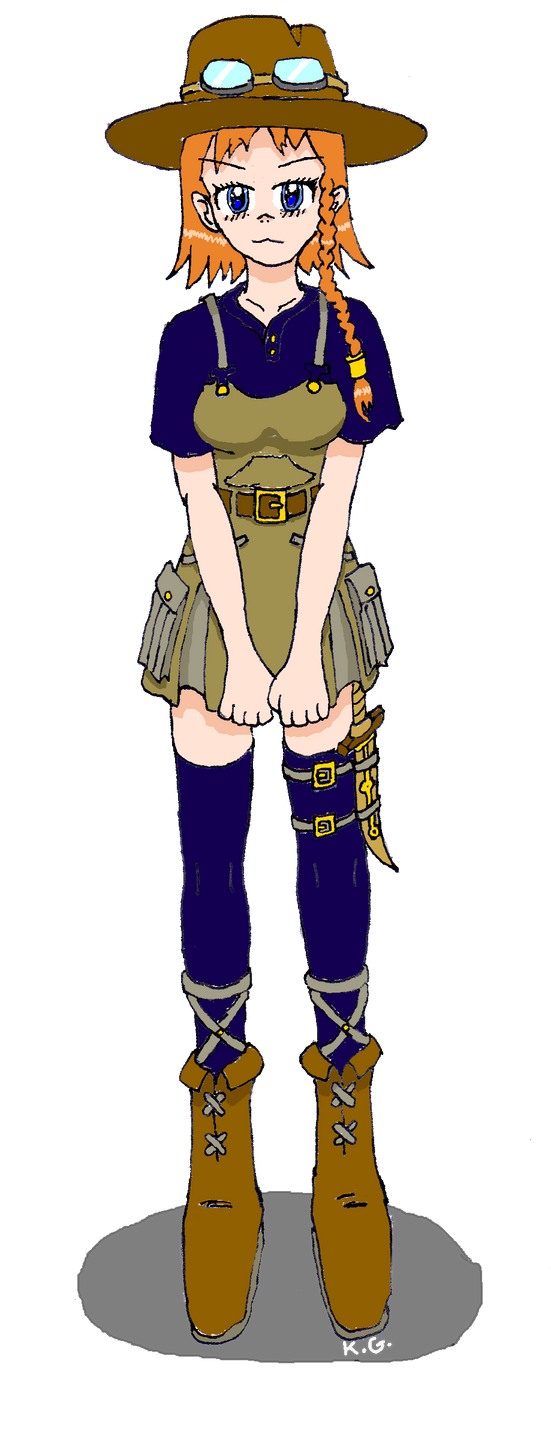 Hebdomaker N°72 Shannon_the_adventuress_by_kaniglouton-dafhw5l