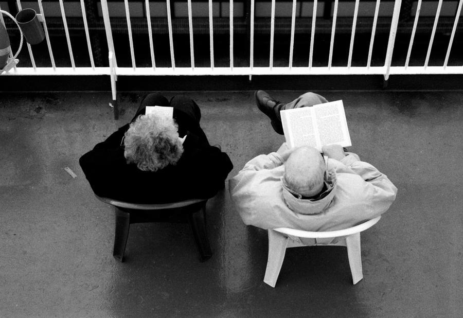 Literature on board by CarlosBecerra