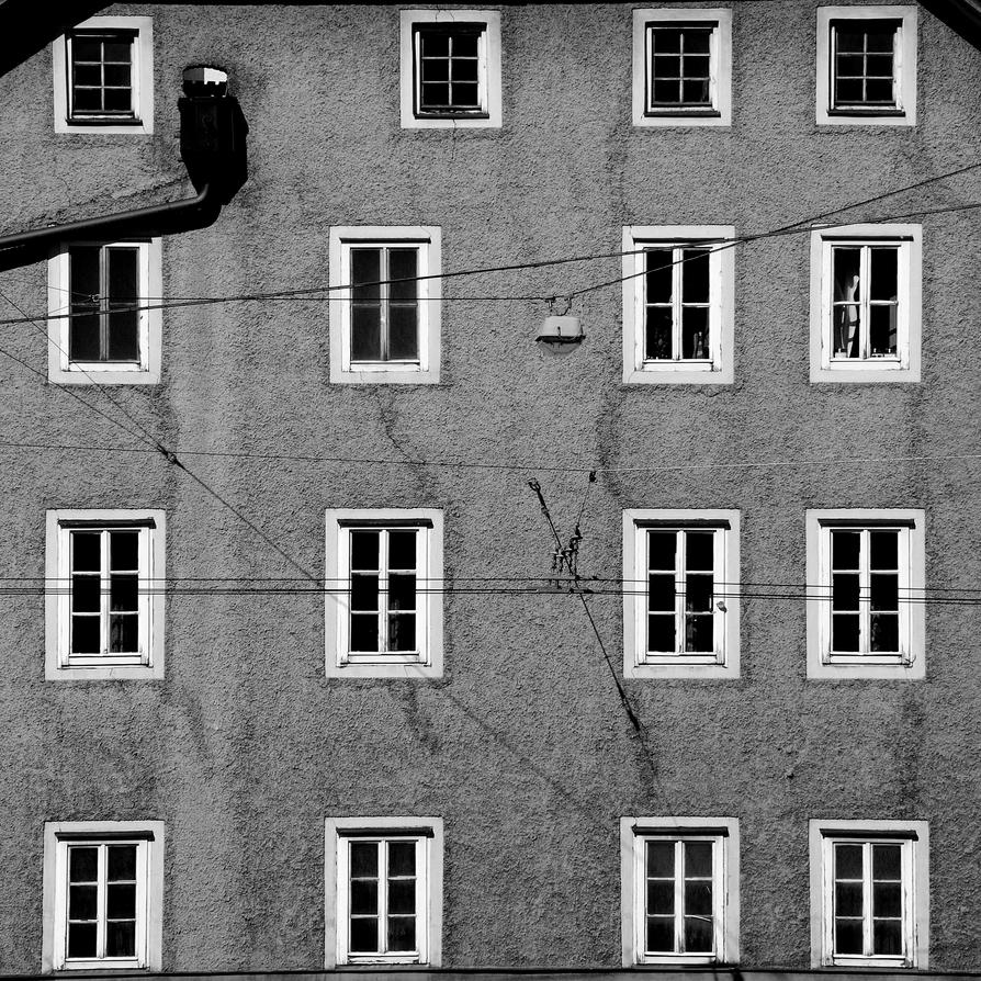 Sixteen windows by CarlosBecerra
