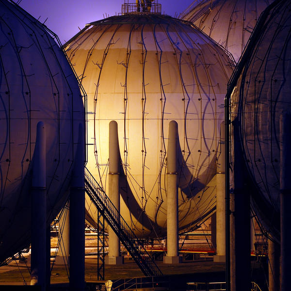 Gas tanks by CarlosBecerra
