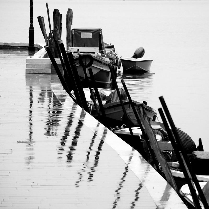 Dusk and Rain by CarlosBecerra