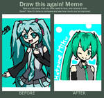 Before and After - MEME