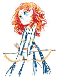 Merida by Annie-Aya