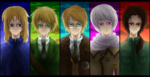 APH - The Allied Forces by saflam