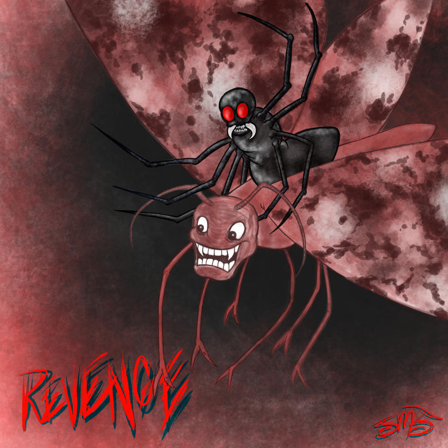 Revenge of the beasties! by scottsampaio