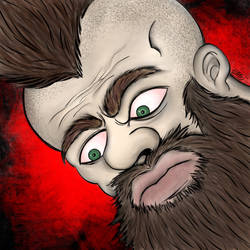 Zangief by scottsampaio