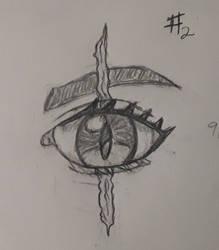 JaguarArtStudio: Scar Eye