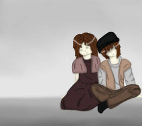 Peace at Last (original Victorian characters 1877) by mortified-Archie