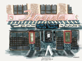 Florida Theatre - Jacksonville ArtWalk