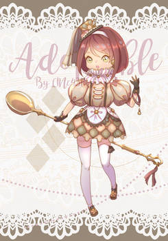 [OPEN] OC adoptables // Auction