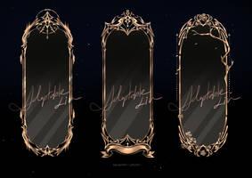 [CLOSED]Adoptable Frame card 04 |Auction