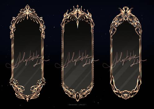 [CLOSED]Adoptable Frame card 06 |Auction