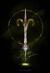 [OPEN]Adoptable Weapon (Zodiac set)|50// Auction