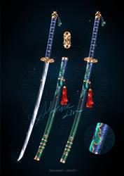 [CLOSED] Adoptable Weapon KATANA | 52 // Auction