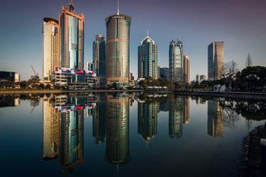 Pudong Skyline, Shanghai
