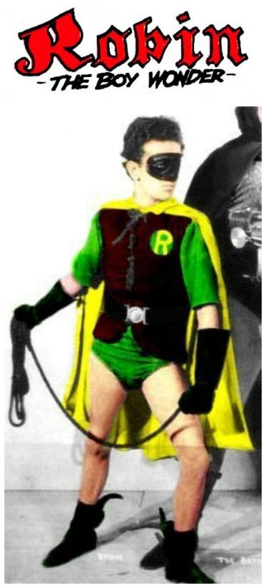 Robin the boy wonder by stevenely on deviantart