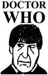 Dr. Who - Patrick Troughton