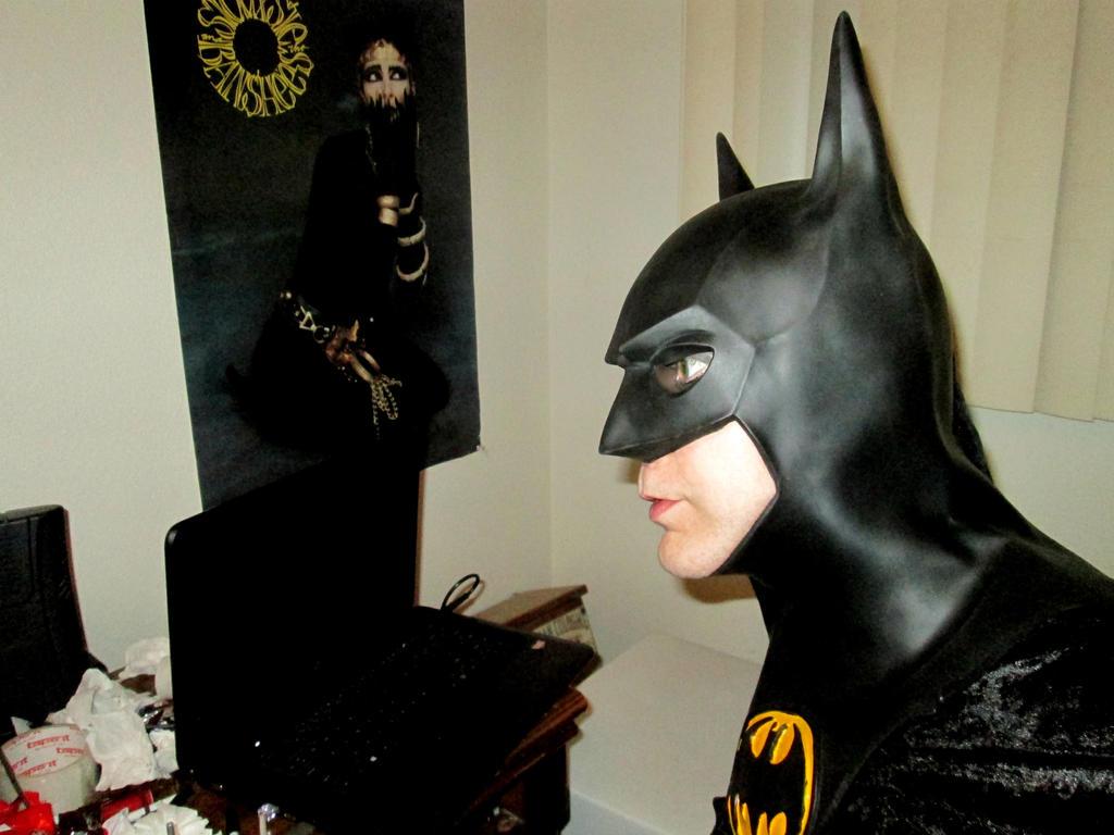 Batman cosplay by StevenEly