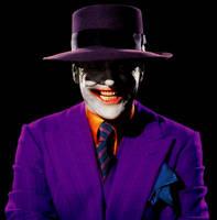 The Joker Jack Nicholson by FreakTerrorizes