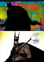 Batman's Controversial Gun Use Part 8 by StevenEly