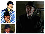 Michael Gough's Alfred - Historical Alfred by FreakTerrorizes