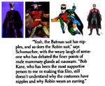 Robin by Joel Schumacher by FreakTerrorizes