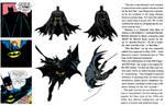Batman History by FreakTerrorizes