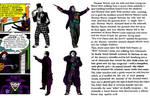 The Joker History by FreakTerrorizes