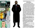Harvey Dent History by FreakTerrorizes