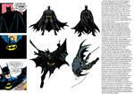 Batman History Revised by FreakTerrorizes
