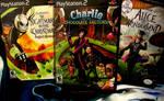 Burtonverse Nightmare, Charlie and Alice Games