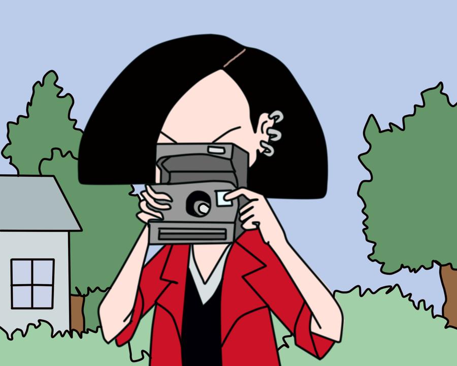 Jane Lane Polaroid By GokuHayato On DeviantArt
