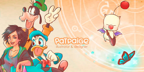 PatPaige - Illustration, Concept Art and Design