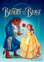 Beauty and the Beast 2017 by PatPaige