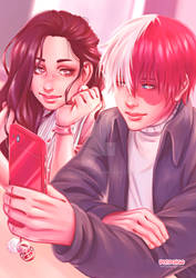 TodoMomo Selfie