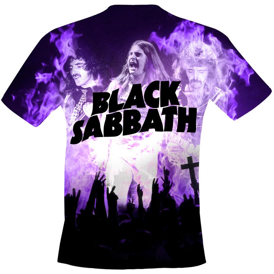 Black Sabbath  Tour Shirt